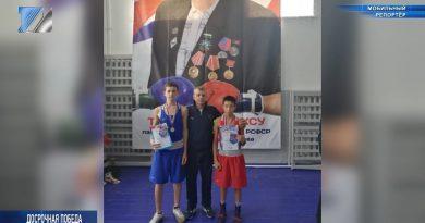 В Тюмени прошёл межрегиональный турнир по боксу