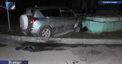 Водитель «Тойоты» врезался в «Ладу»