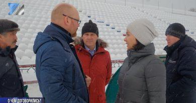 Междуреченск может стать местом проведения финала соревнований по женскому футболу