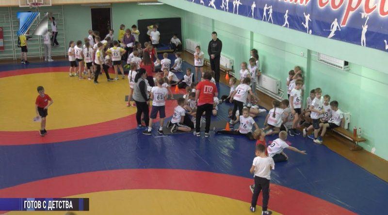 В Доме спорта состоялись соревнования по выполнению норм ГТО