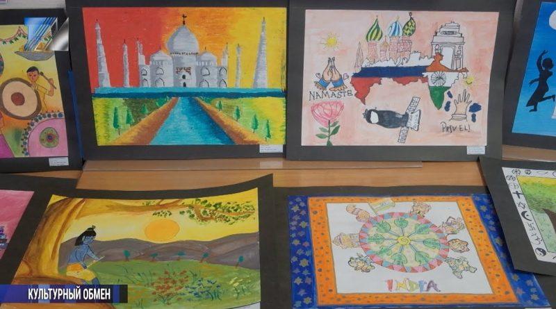 Открылась выставка «Моя любимая Индия»