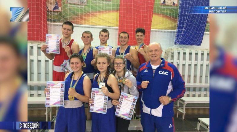 В Хакасии прошёл региональный турнир по боксу