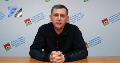 Пояснение по скверу Пушкина в Междуреченске