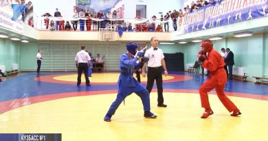 Состоялся открытый Кубок Кемеровской области по универсальному бою