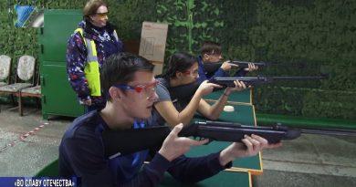 Школьников готовят к начальной военной подготовке