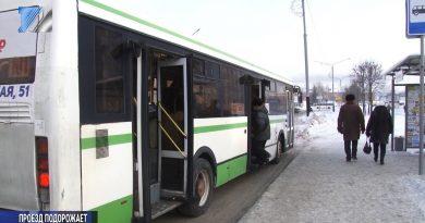 20 рублей за одну поездку