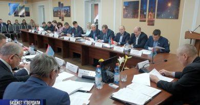 Совет народных депутатов утвердил бюджет Междуреченска на 2019 год