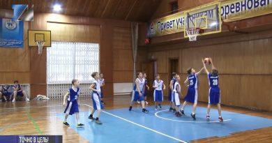 Состоялись игры открытого первенства по баскетболу