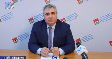 Глава города ответил на актуальные вопросы журналистов