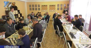 Семейный турнир по шахматам