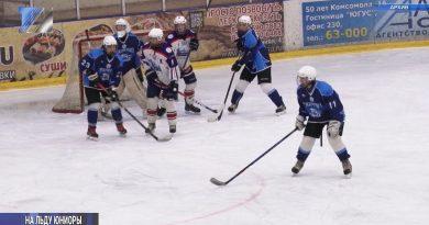 «Вымпел-ЮХЛ» проводит серию матчей в Новосибирске