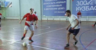 Проходят Кубок и первенство города по футболу