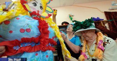 Междуреченские пенсионеры с размахом отпраздновали Масленицу