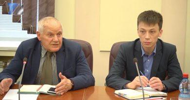 Глава города встретился с представителями Совета старейшин
