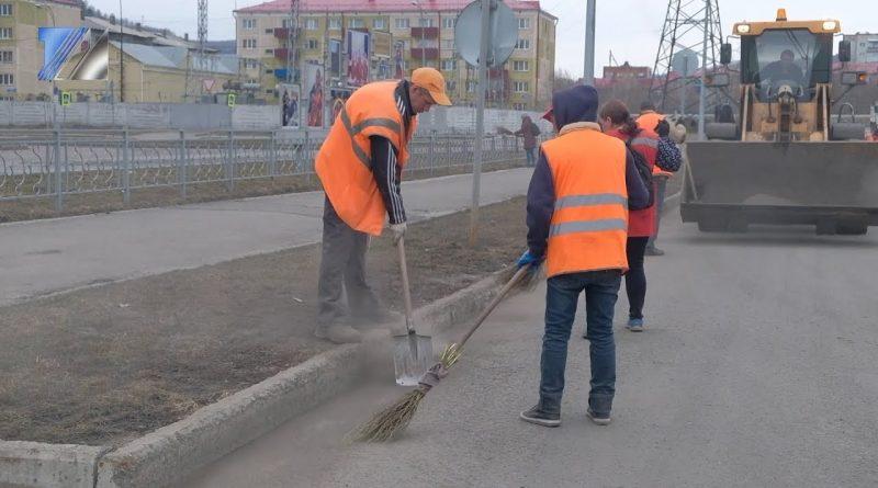 На улицах Междуреченска появятся тротуарные пылесосы