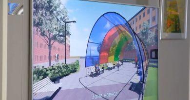 3D-проект «Свой город»