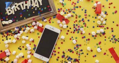 День рождения телефона