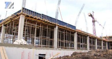 В Кемерове строится Президентское кадетское училище