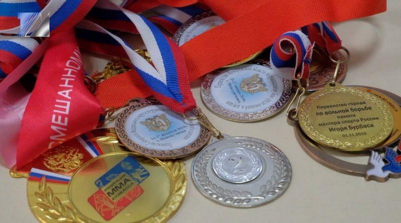 Михаил Волков стал бронзовым призёром первенства России по смешанным единоборствам