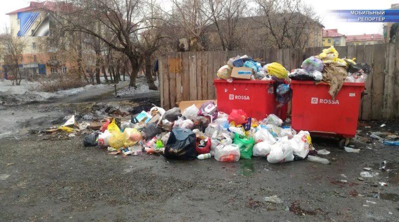 Владимир Чернов объявил войну свалкам
