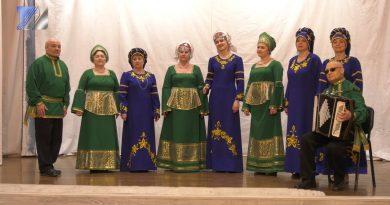 В Мысках прошёл фестиваль-конкурс народного творчества
