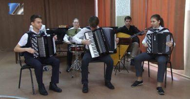 «Вестник культуры»: народное отделение хоровой школы №52