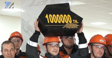 Горняки ш. «Распадская» добыли по 1 млн тонн угля сразу на двух добычных участках