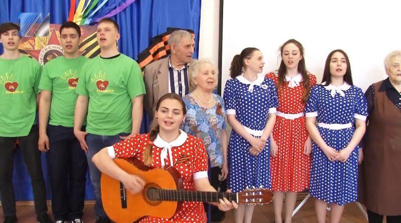В центре «Семья» прошёл фестиваль патриотической песни