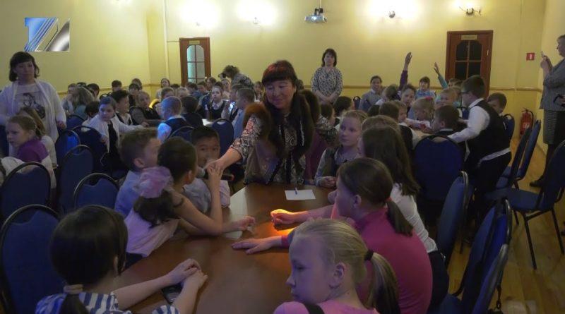 Школьники изучают краеведение по программе «Мой край»