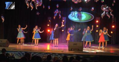 Отчётный концерт объединил коллективы Центра детского творчества