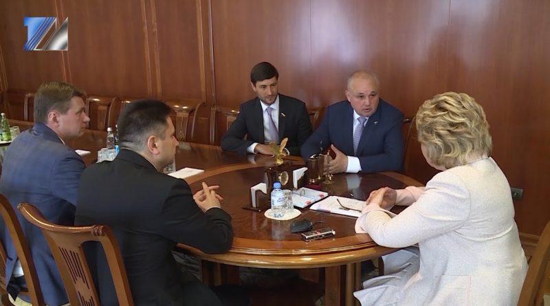 Губернатор Сергей Цивилёв продолжает работу в Москве