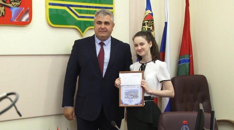 25 ребят удостоились звания «Юное дарование города Междуреченска»