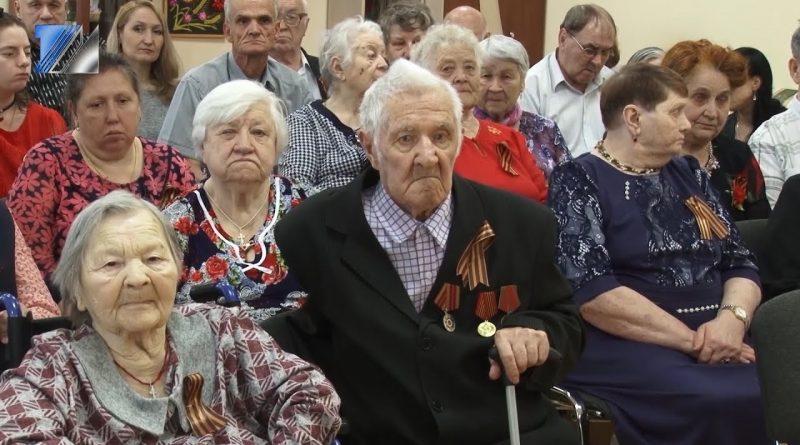 Глава города побывал в доме-интернате для престарелых