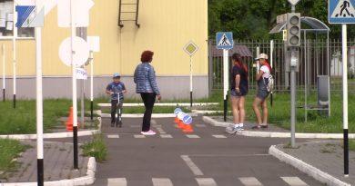 Школьники посоревновались в знании правил дорожного движения